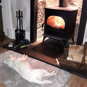 Fireplace design & installation in Cumbernauld.